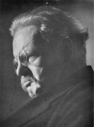 THE MAN WHO WAS THURSDAY by G.K. Chesterton THE AUTHOR Gilbert Keith Chesterton (1874-1936) was born in Kensington, London, and attended St. Paul s School.