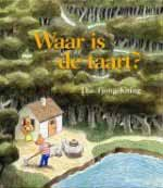 4 The Tjong Khing Waar is de taart? [Where is the Cake?] Lannoo, 2004 ISBN 9789020956924 Two little rats steal a pie. A wild chase is the result. Finally the pie falls into a pond and a frog saves it.