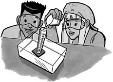 Student activity sheet Activity 5.5 Production of a gas Controlling a chemical reaction Name: How can you control the amount of gas produced in a baking soda and vinegar reaction?