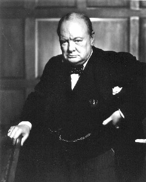 Yousuf Karsh, 1941 Ottawa The Life of Winston Churchill: Soldier Correspondent Statesman Orator Author Inspirational Leader The Churchill Centre 2007 Produced for educational use only.