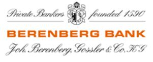 Examples of art-related investment services Examples of Players Berenberg Art Capital Fund Limited General Information The fund was authorised as an Expert Fund by the Jersey Financial Services