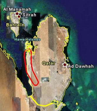 The Challenges of the Dukhan Project 863 sq.km 2,909,044 source points 3.75m x 3.