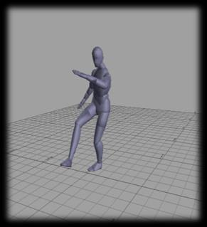 Motion capture systems Video Mocap data Dance recording using an HD camera. Data saved in MP4 (MPEG-4 C3D - stored part 3D 10 coordinate H.