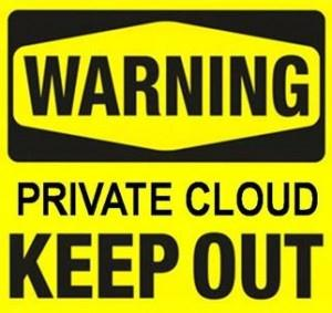 Enterprises Adopt Private Clouds Single Tenant, Dedicated Private Cloud Yankee Group: 67% Prefer Private Cloud Security & Compliance Are