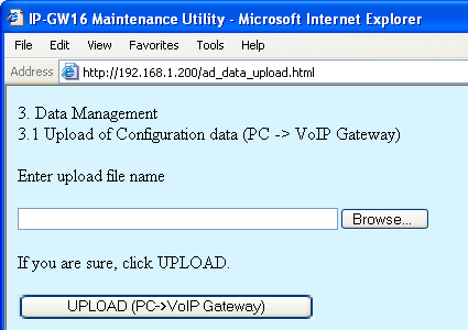 3.3 Programming the VoIP Gateway Card in the Chicago Office 3. Confirm your entry, and then click OK.