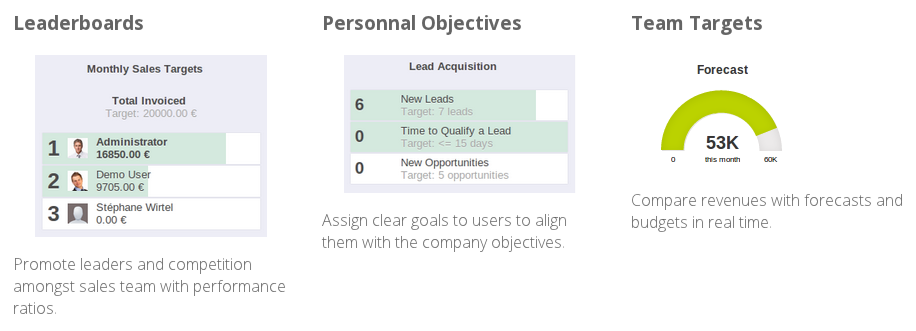 Boost Engagement With Gamification Leaderboards Team Targets