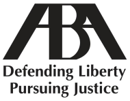 AMERICAN BAR ASSOCIATION 321 No.