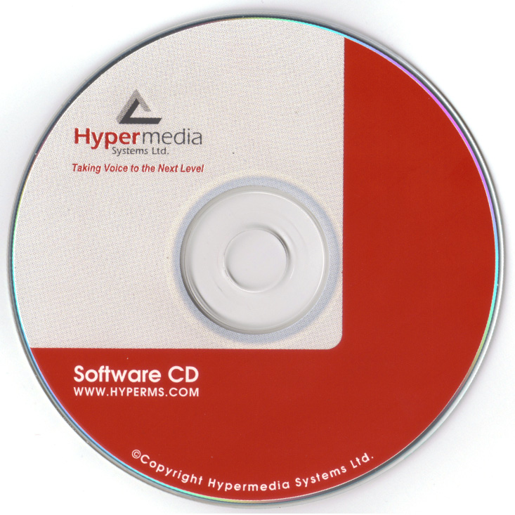 Ensure that you have access to the installation file. It is included with the Hypermedia Gateway CD-ROM.