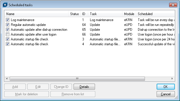 Then proceed by clicking on the button Console in the configuration Advanced mode to save the settings.