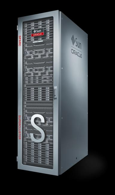 Oracle Storage Portfolio Runs Oracle Software
