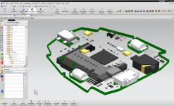 ECAD Integration System Environment PG&C Autodesk IHS ROHS AmpereSoft Electric-CAD EPLAN AUCOTEC Components Workflow Software BOM Management Documents