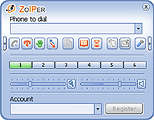 Zoiper Soft-phone Analogue Telephony Adapter (ATA) If you decide that you wish to carry on utilising your legacy phones to access our VoIP service then you will need