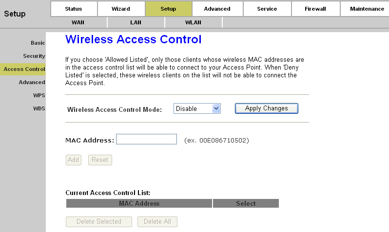 Page 34 of 78 Step 2. Select the desired WPA Authentication Mode, Enterprise (RADIUS) or Personal (Pre- Shared key).