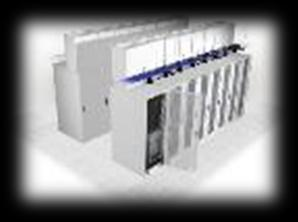 Panduit Thermal Management Solution Seal every gap for complete separation of cooling and exhaust air High Performance Cabinets Contain cooling or exhaust air for maximum cooling