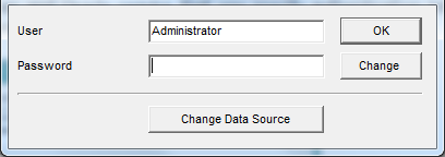 DATABASE Promis deploys an open database (ADO/OLEDB) to store its data. The default database as automatically installed with the setup is an Ms-Access database (C:\ Projex\promis\database\promis.mdb).