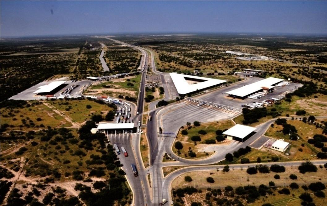 WORLD TRADE BRIDGE PORT FACILITIES Nuevo Laredo, Latin America s