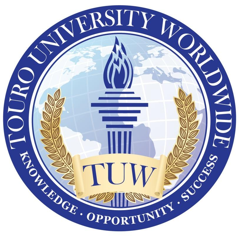 CATALOG Touro University Worldwide 2015-2016 KNOWLEDGE OPPORTUNITY SUCCESS Policy on Non-Discrimination Touro University Worldwide treats all employees, students and applicants without