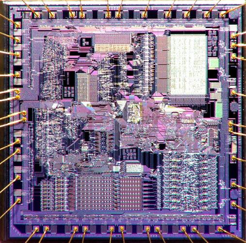 The Intel 8088 chip inside the IBM PC 29000 transistors Clocked at 4.77 Mhz At most 256 kbyte RAM http://www.cpu-galaxy.