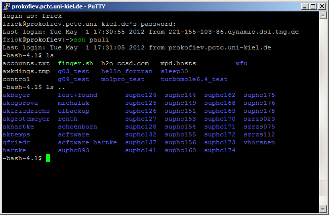 PuTTY New Hardware Download PuTTY client Official download address: http://www.chiark.greenend.org.uk/ sgtatham/putty/download.