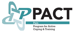 PPACT: Building Upon Regional Actions & Data Capabilities Coordinate and integrate services for helping patients adopt selfmanagement skills for managing chronic pain, limit use of opioid
