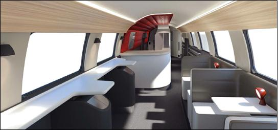 Success 2014 With ALSTOM Transport : a contract of 2 million on the new TGV program Desing and