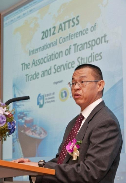 Global Partnership and International Conferences Association of Transport, Trade and Service Studies (ATTSS) Annual Conference (18-20 June 2012) Over 40 scholars from education institutions of