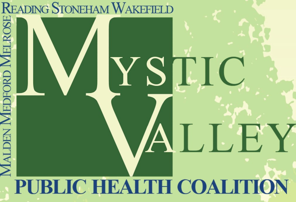 The Mystic Valley Public Health Coalition is a coalition of municipal health departments of Malden, Medford, Melrose, Reading, Stoneham, and Wakefield.