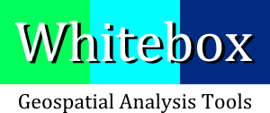 1 Whitebox Geospatial Analysis Tools Tutorial
