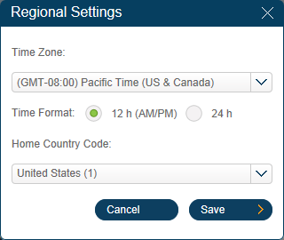 RingCentral Office Reference Guide Groups and Call Queues Shared Lines Settings The first step is to review and/or change the settings for your shared lines. 4 1.