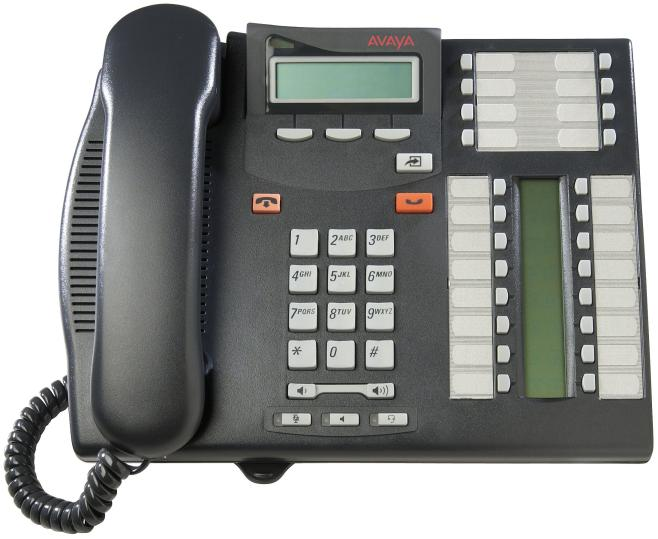 1. Telephone Overview 1.1 T7316E Telephone Overview: T7316E On, the T7316E telephone is supported by IP500v2 systems running Release 7.0 and higher software.