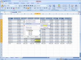 Office Excel 2007 Conditional Formatting Spot trends and exceptions in your data to better inform your decisions Data