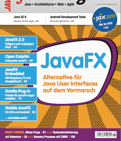 JavaFX goes Open Source ios- und