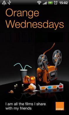 Orange Wednesdays Tablet PC Smartphone get 2 for 1 cinema tickets every Wednesdays see what s on near you, watch trailers, read reviews and add your own find cinemas, get maps and directions send