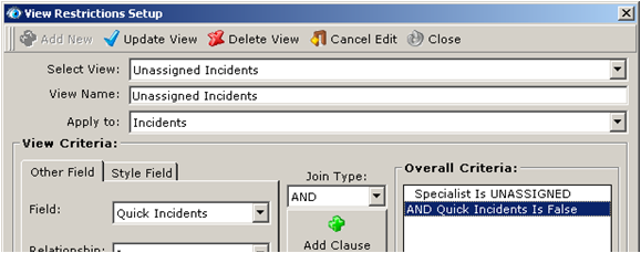 14 Incident Queues and Call Routing Incidents can be logged by phone, email and web (SSP).