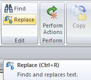 Revision Manager On the menu bar - in the Revision Manager heading - Open is used to open the currently selected file in Revision Manager.
