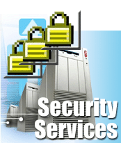 Security Package Security is an element of both the IT Infrastructure and Network Support packages but is also offered as an important separate package, addressing the non-stop rise of viruses and