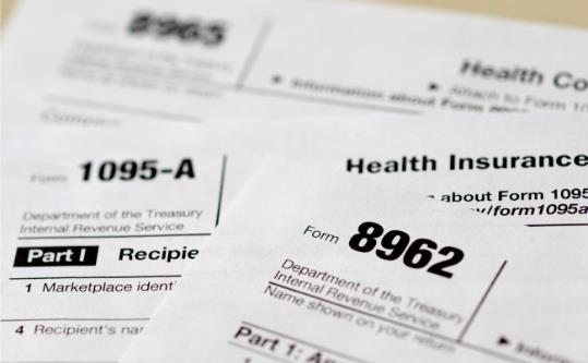 2014 Taxes Those with health coverage through a source other than the Marketplace will check a box on their income tax return confirming their coverage Taxpayers who enrolled in health coverage