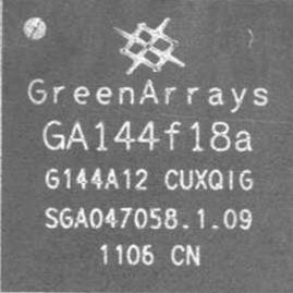 7. Part Identification 7.1 Part Numbers for Ordering Order Number # Chips Description G144A12-PAK10 10 Evaluation pack of 10 chips. Previously GA144120PAK10 7.