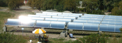 Company name: SOLITEM Group OTHER GREEN ENTREPRENEURSHIP CASE STUDIES Project name: High Efficiency Cooling with Solar Energy City, country: Ankara, Turkey Description: In the year 1999, a Turkish
