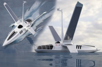 Company name: DESIGNNOBIS Project name: VOLITAN The Solar/Wind Powered Concept Sail-Vessel City, country: Ankara, Turkey Description: DESIGNNOBIS, specialized in industrial design, is an innovative