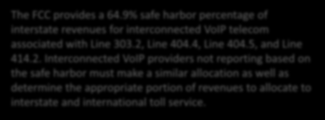Interconnected VoIP Instructions pgs.