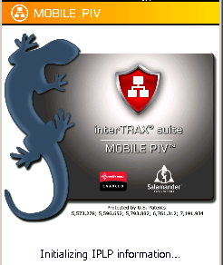 3 Using intertrax MOBILE PIV The intertrax MOBILE PIV software is used for: Personnel Identity Verification (PIV) of FIPS 201/FRAC smart-cards 3-factor validation that includes Certificate