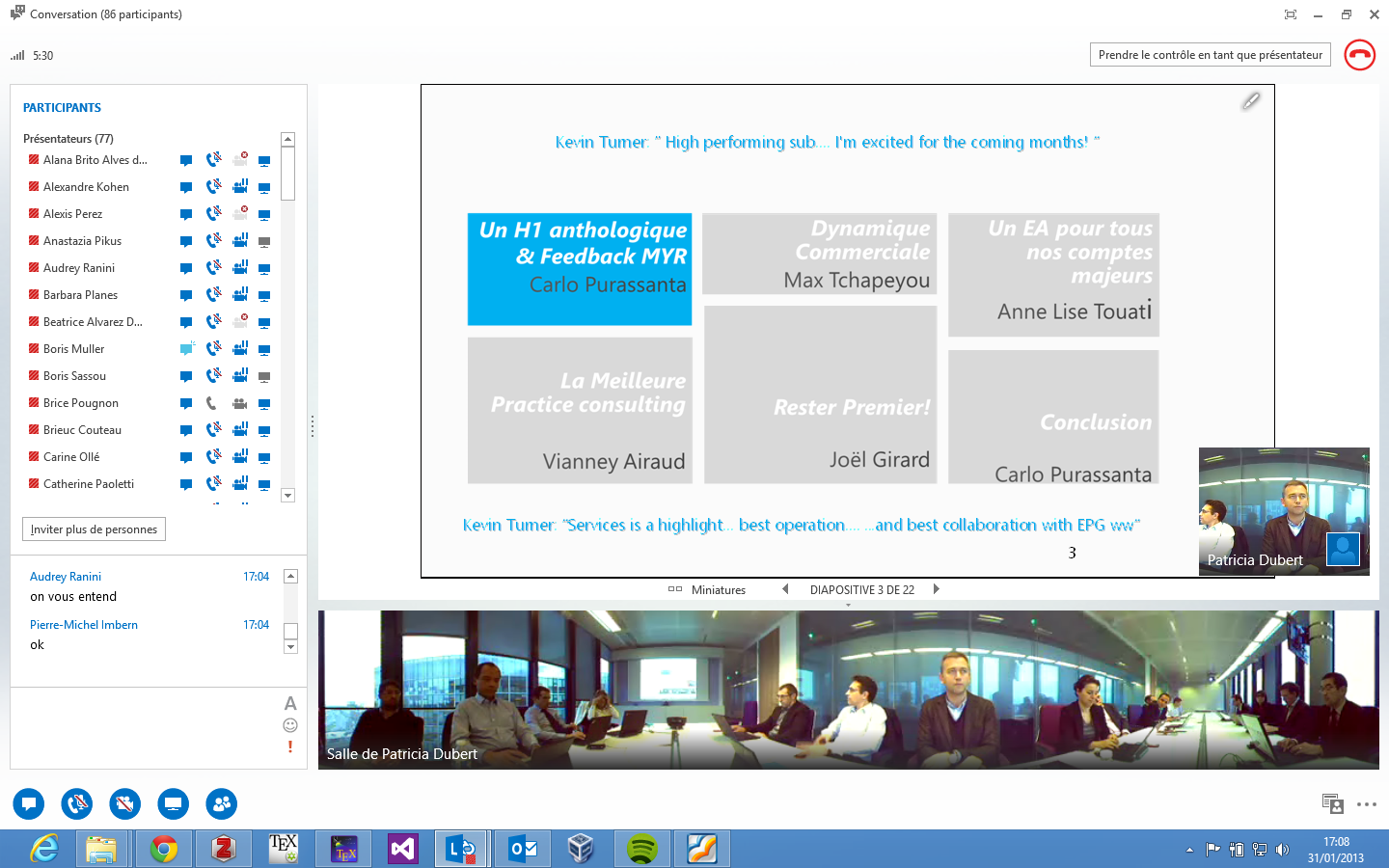 32 CHAPTER 3. MICROSOFT UNIFIED COMMUNICATION SOLUTION 3.5.1.