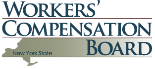 ANDREW M. CUOMO GOVERNOR STATE OF NEW YORK WORKERS COMPENSATION BOARD 20 PARK STREET ALBANY, NY 12207 (518) 408-0469 FAX (518) 473-1415 ROBERT E.