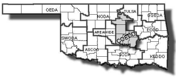 Page 1 OKLAHOMA AREA AGENCIES ON AGING Area 1 Grand Gateway 800-482-4594 333 S Oak St 918-783-5793 P.O. Box Drawer B www.grandgateway.