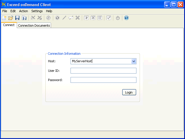 Exceed Connection Server Administrator s Guide Configuring Client Applications for an Active Directory Since Microsoft uses Kerberos authentication, as soon as you log into a Windows machine on an