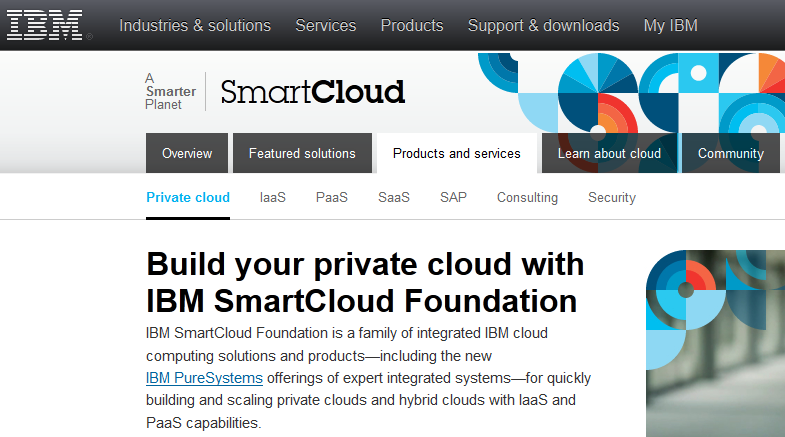 IBM SmartCloud http://www.ibm.
