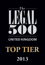 CONTACT US Highest quality advice (ranked in top tier by leading independent legal guides Chambers and Legal 500) Free no obligation consultation