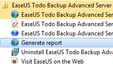 Support For more information about EaseUS Todo Backup, please visit our website: http://www.todo-backup.