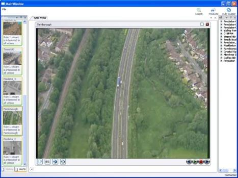 and logs Imagery Video surveillance feeds 4